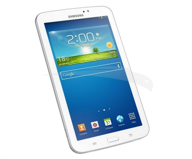 Tablette Samsung Tab 7 Pouces Ref Sm T116 Blanc Wifi 3g