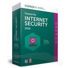 Kaspersky Internet Security 2016  pour PC 3 postes