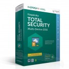 Kaspersky Total Security 2016 5 postes Multi-Devices Réf : KL1919FBEFS-6MAG