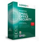 Kaspersky Small Office Security 4,0 (5 p+ 1 serv)  Réf : KL4531FBEFS-MAG