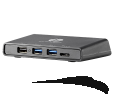 Docking Stations HP 3001pr USB 3 Port Replicator Réf : F3S42AA