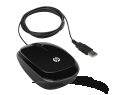 SOURIS HP X1200 Wired Black mouse