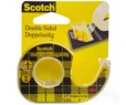 Dévidoir SCOTCH 3M ruban transparent double face12mm x 6m